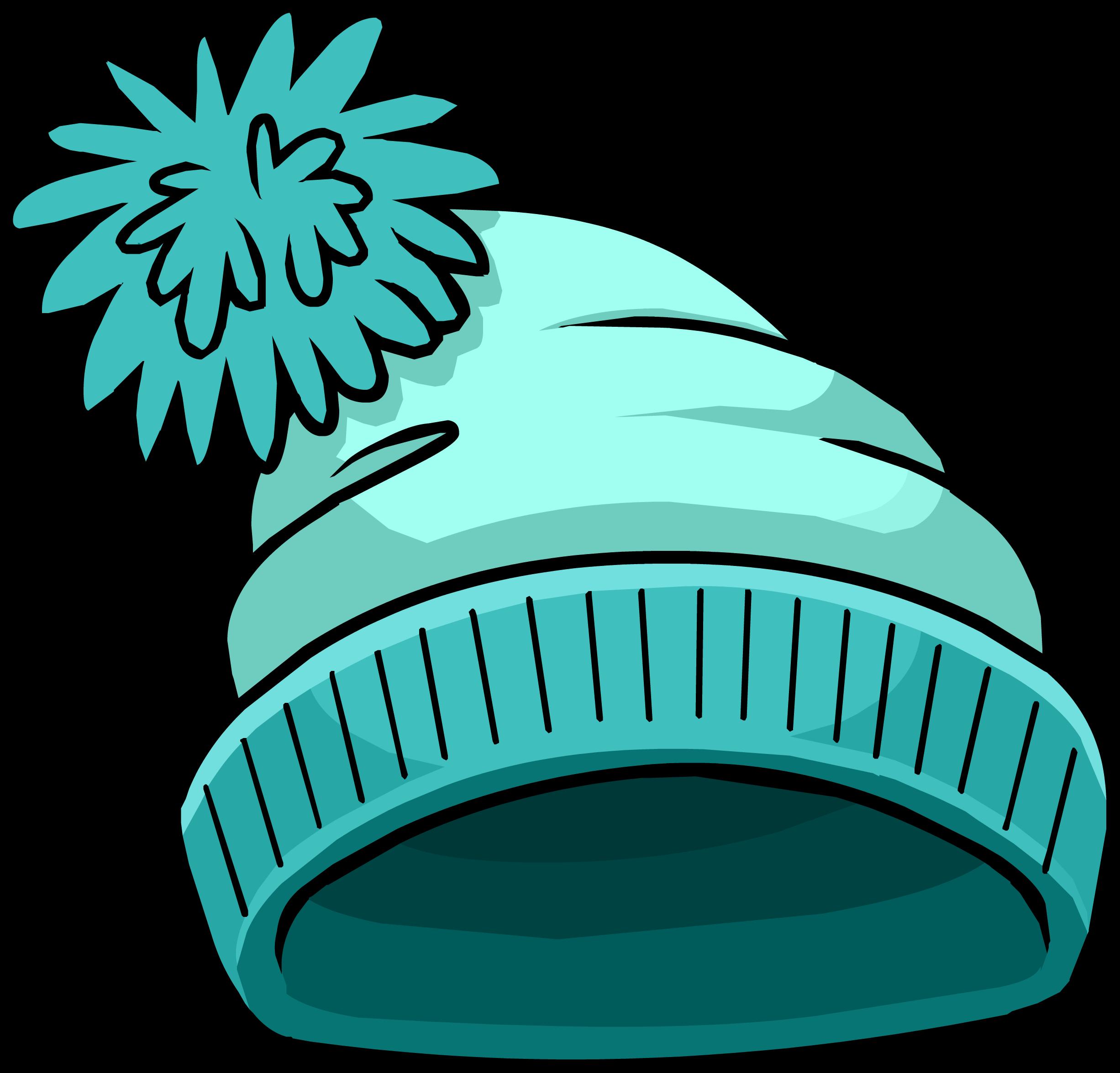 Turquoise Toque