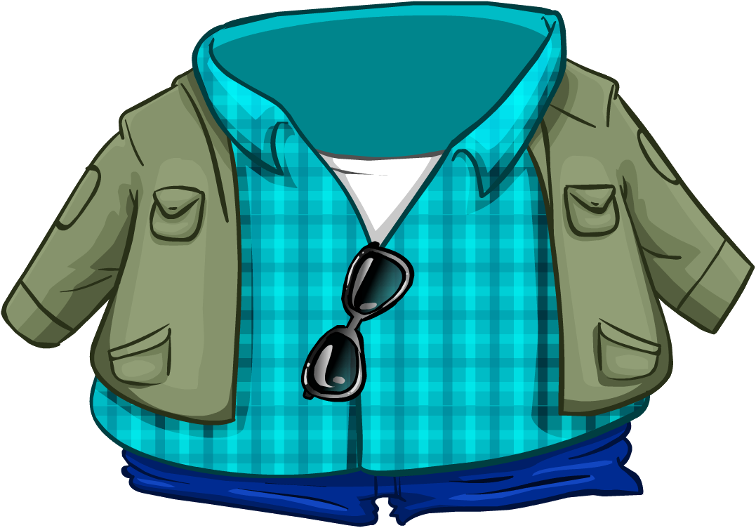 Blue Casual Duds