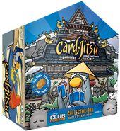 Card-Jitsu CJ dojo collector box