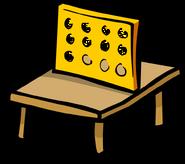 Find Four Board