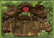 Treefort-iglu