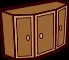 Wood Cabinet sprite 008