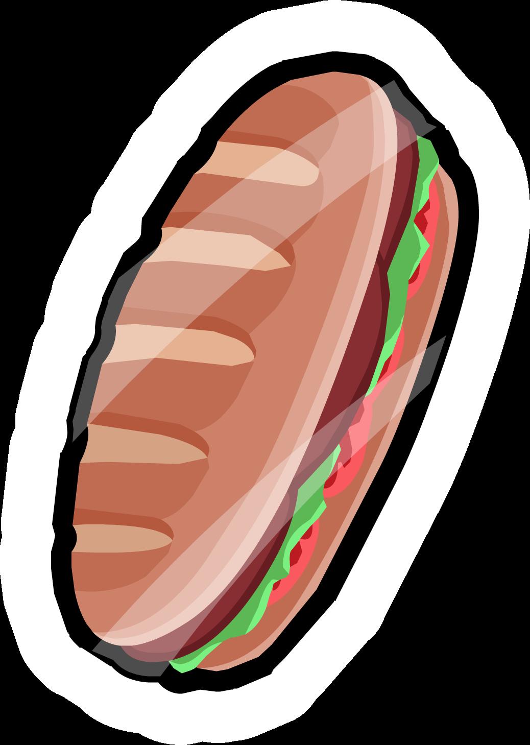 Deluxe Sandwich Pin