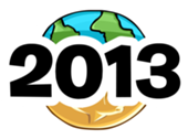Pin Coins for Change 2013