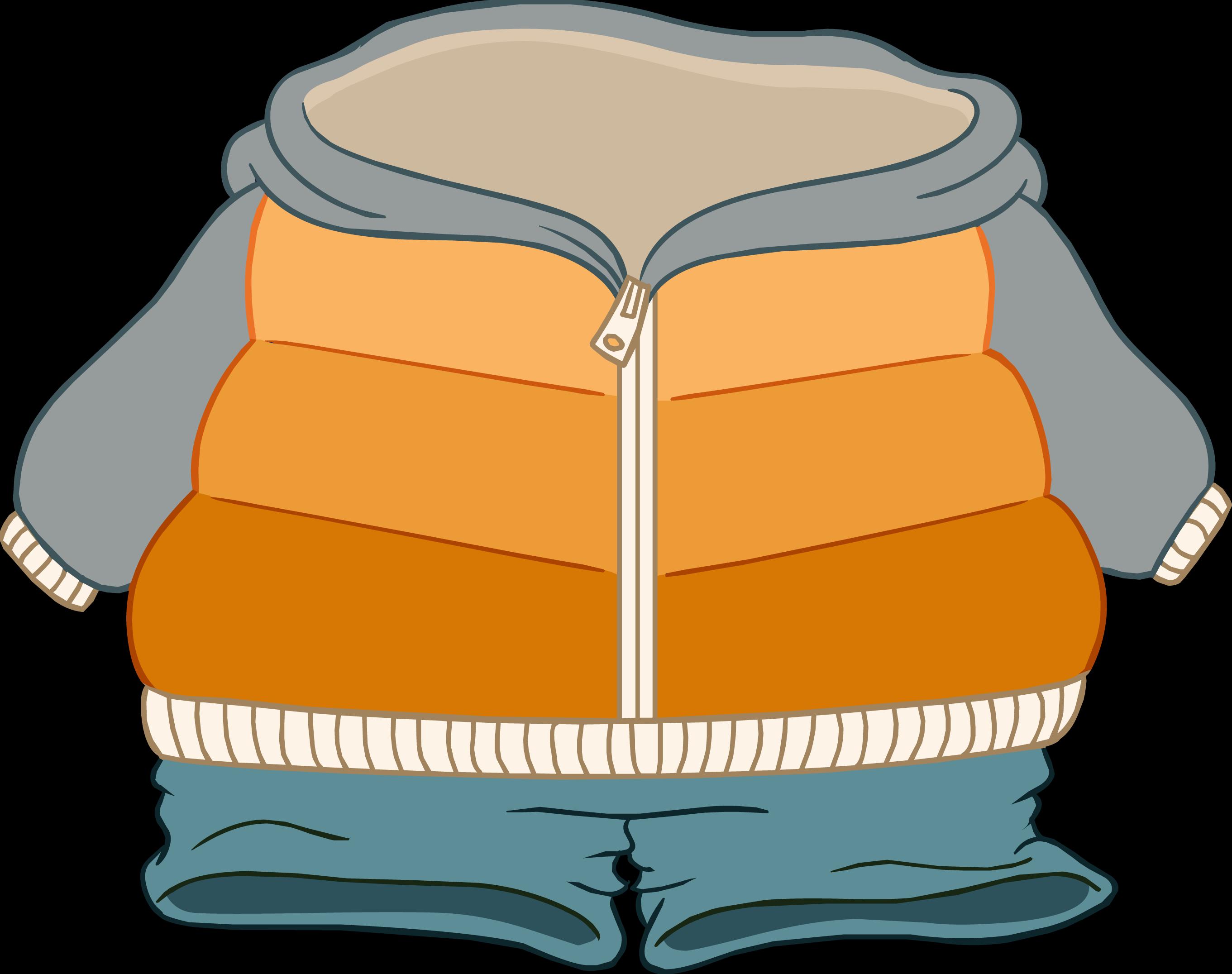 Cangurito Polar Naranja