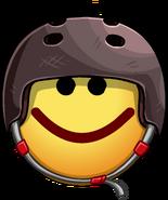 Skate 2014 Emoticons Helmet