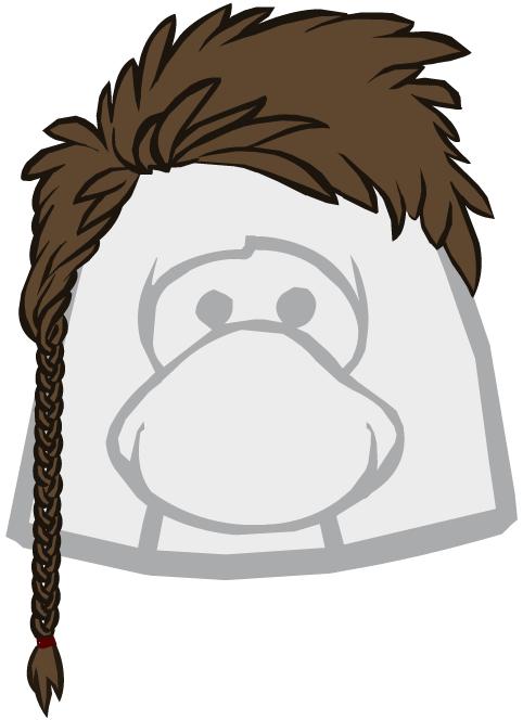 Peinado de Padawan