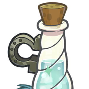 334px-Medieval 2013 Potions White Puffle Unicorn.png