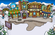 Cave Maze Plaza