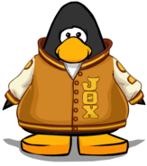 JOX Jacket Playercard