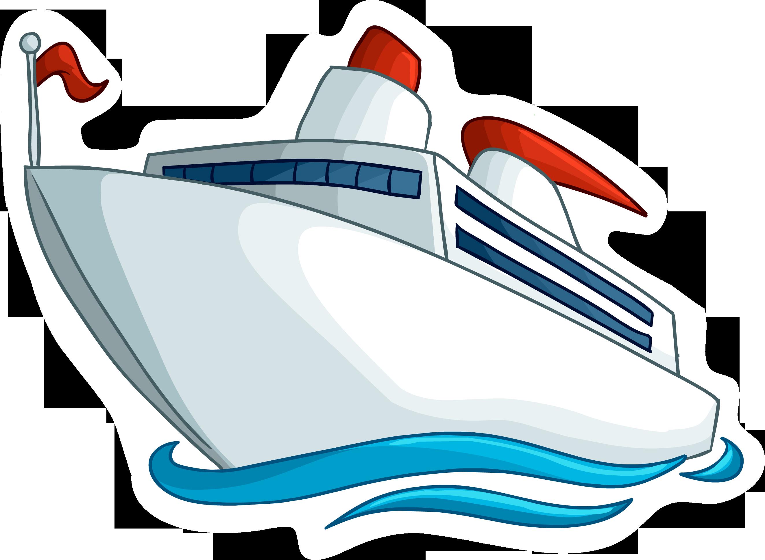 Pin de Crucero