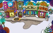 Puffle Party 2013 Plaza