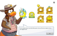 Puffle Party 2016 PH dialogue yellow
