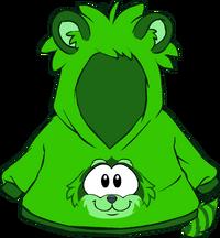 Cangurito de Mapache Verde icono.png