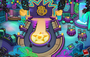 Puffle Party 2016 Mall