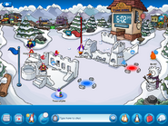 Snow Forts CP app