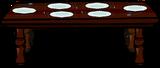 Rosewood Dinner Table sprite 002