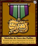 Mission 1 Medal full award pt