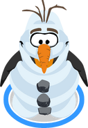 Olaf's Costume IG