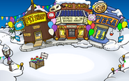 Puffle Party 2010 Plaza