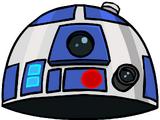 Casco de R2-D2