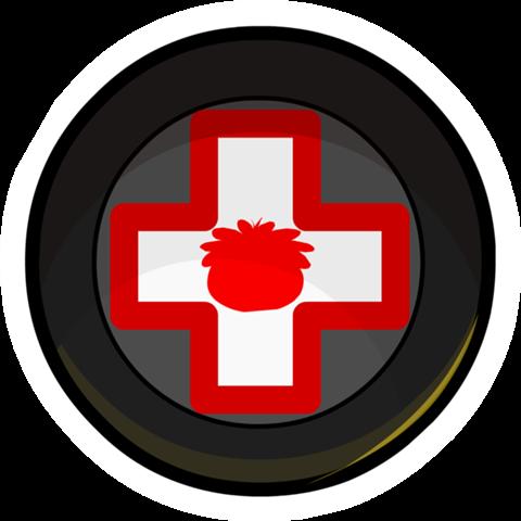Pin de Botiquín de Primeros Auxilios