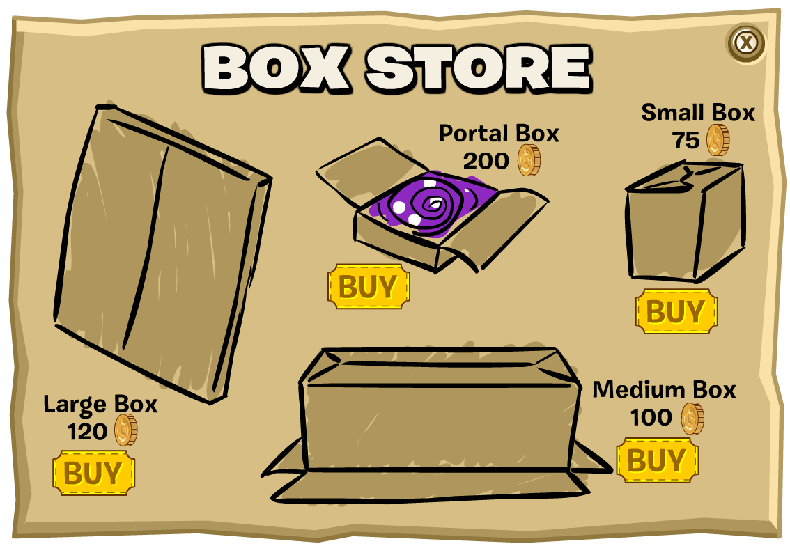 Catálogo de Cajas