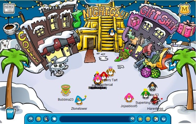 La Fiesta de Invierno 2008