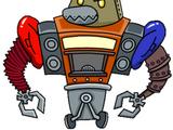 Protobot de Última Generación 10,000