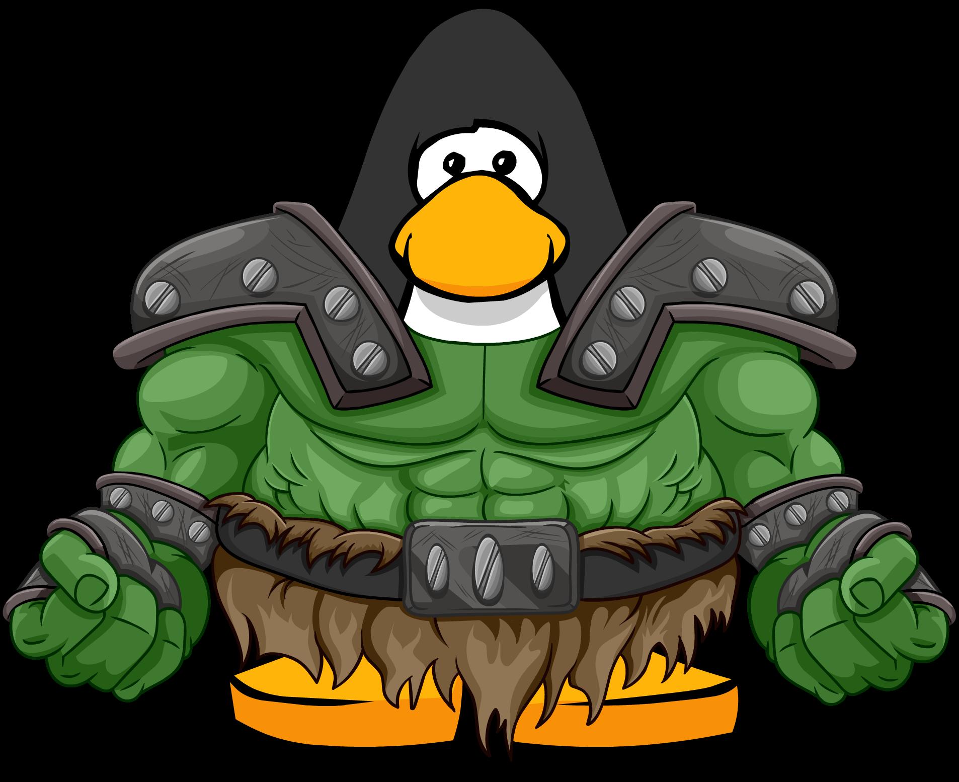 Armored Ogre Costume