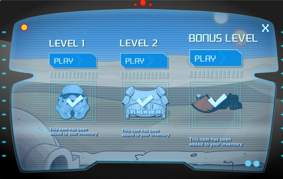 Blaster Game