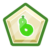 Club Penguin Pin - Pin de puffito verde.png