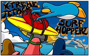 X-Treme Jetpack Surf Hopperz (Comics)