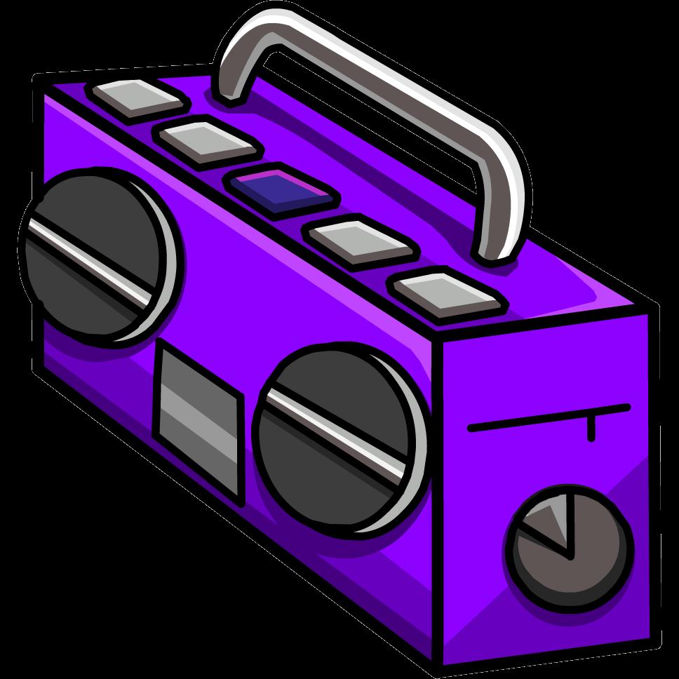 Equipo de Musica Violeta