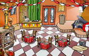 April Fools' Party 2009 Pizza Parlor