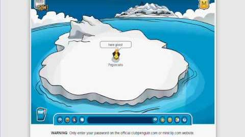 Club Penguin - Tipping The Iceburg