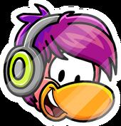 DJ K-Dance Pin icon.png