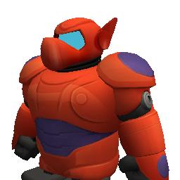 Baymax's Battle Suit