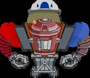 Protobot model angle 5