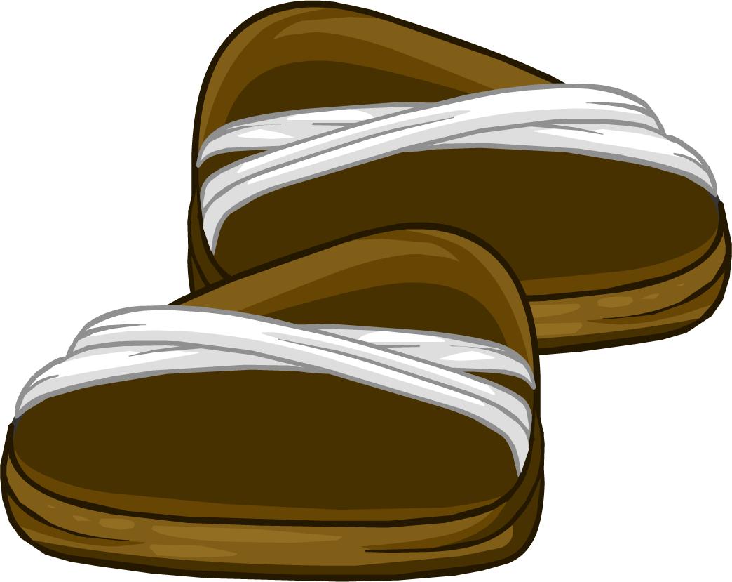 Sandalias de Algodón