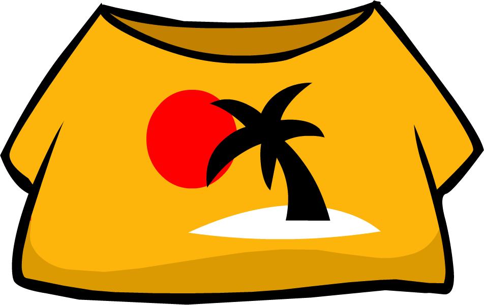 Camiseta Caribeña