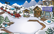 Estação de Esqui
