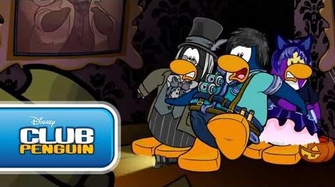 "Halloween Party 2012 ""I Dare You"" Official Club Penguin"