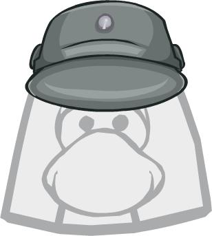 Gorra del Oficial Imperial