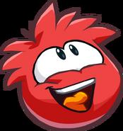 Puffle Rojo 3
