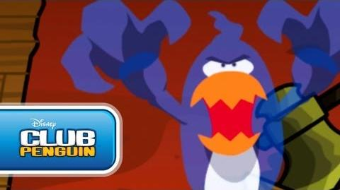 Sneak Peek Halloween Party 2012 Official Club Penguin