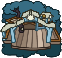 White Puffle Tree House icon.png