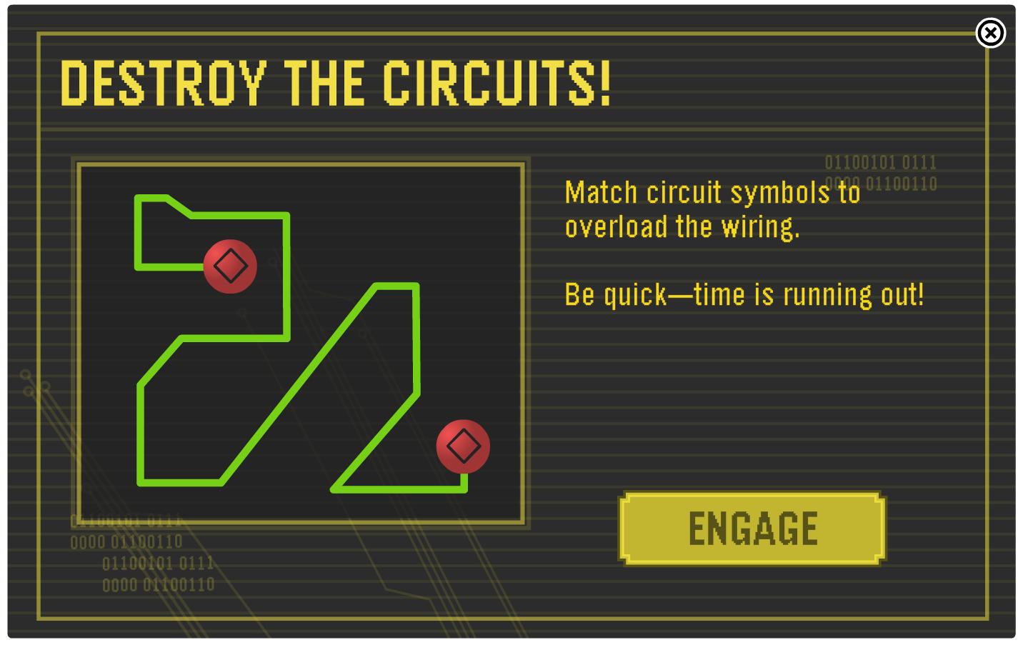 Circuit Match