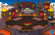 Fire Dojo construction 3
