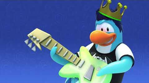 Island Hits Dancing in the Sun Disney Club Penguin Island